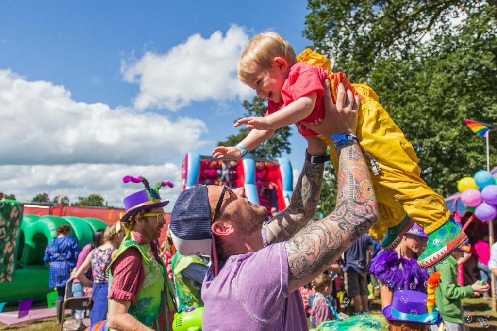 Taking kids to a music festival Part 1: how to choose the ...