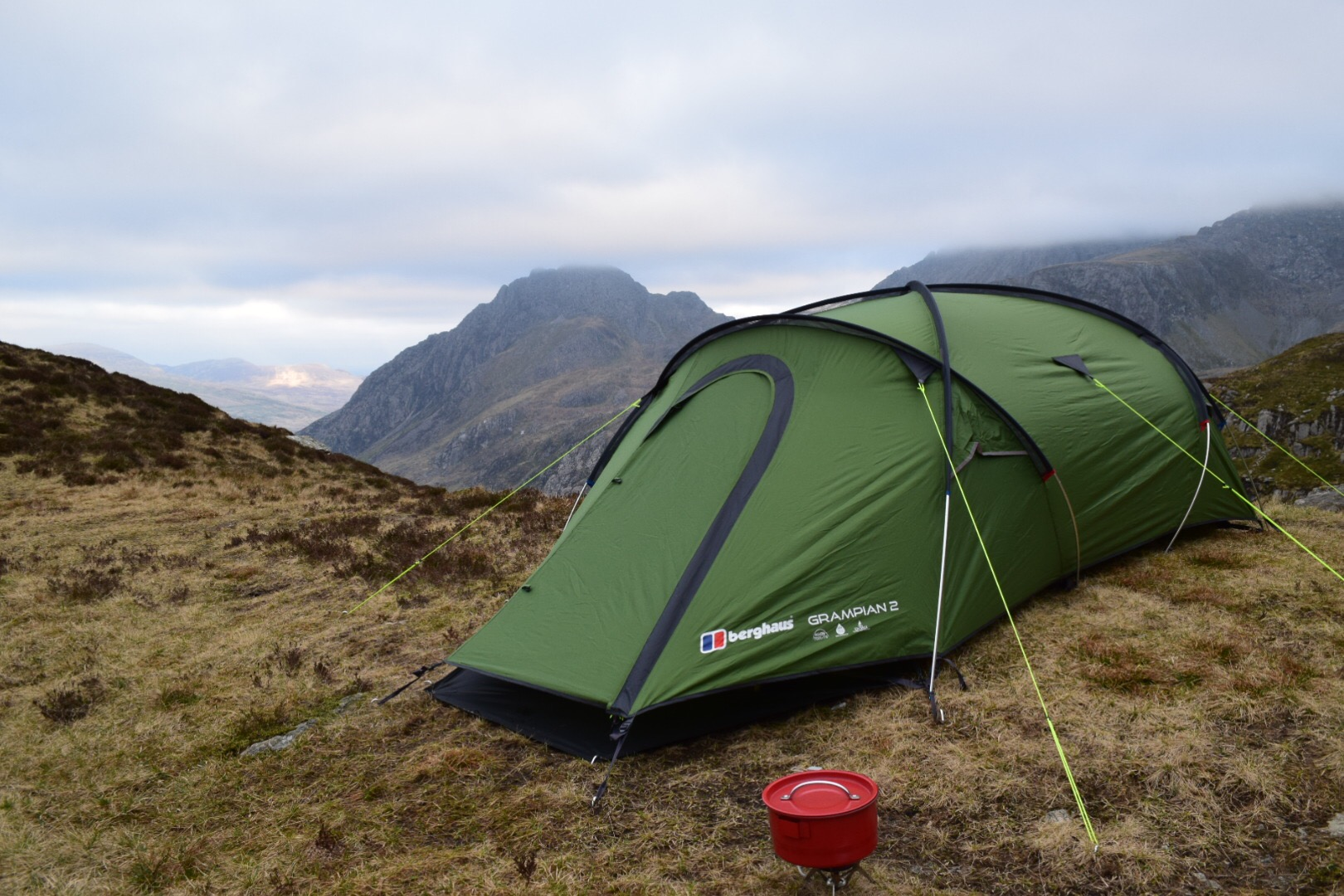 ... and explore the wonderful wilder regions around you then a good quality tent is a must. This two-person all-season offering from Berghaus may just be ... & Berghaus Grampian 2 Tent Review - Potty Adventures